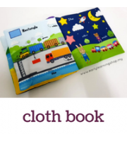*Cloth Books