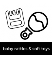 Baby Rattles & Soft Toys