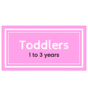 Toddlers (1 - 3 years)