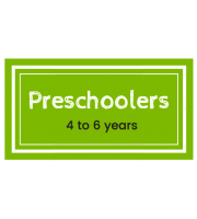 Preschoolers/Kindy (4-6 years)