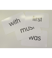 Phonics & Sight Words