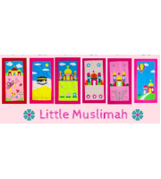 Prayer Mat for Little Muslimah