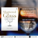 Yasmin Mogahed : Shattered Glass