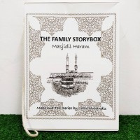 Little Muhandis Series - 3D Puzzle Masjidil Haram Storybook