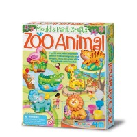 Mould & Paint  Zoo Animal