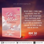 Ayesha Syahira - Talk To Allah: Finding Comfort By Making Du'a