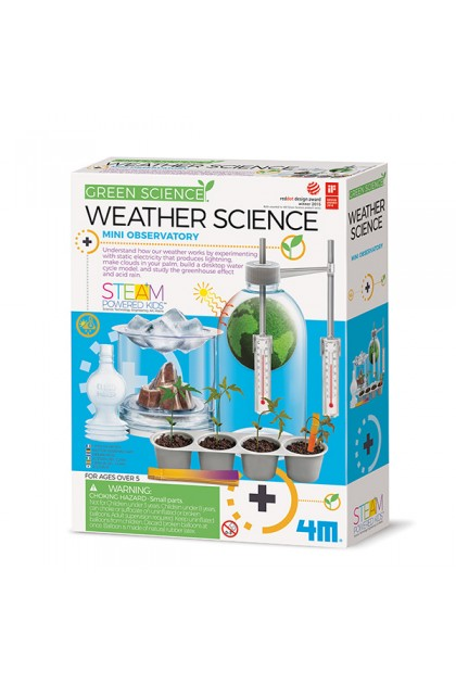 Green Science : Weather Science