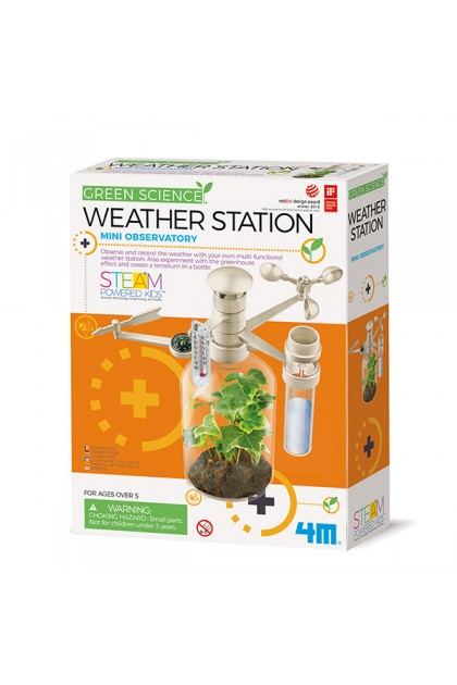 Green Science : Weather Station