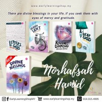 Norhafsah Hamid : Letters To God Series (Combo 5 Books)
