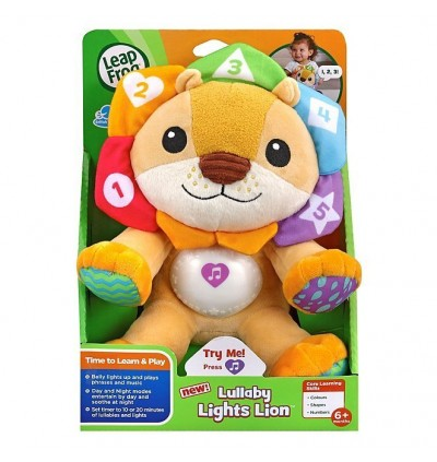 Lullaby Lights Lion