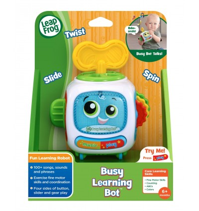 Busy Learning Bot