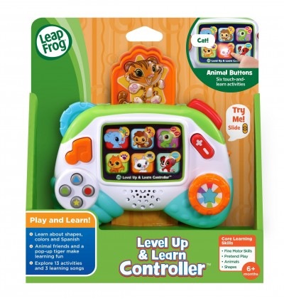 *NEW* Level Up & Learn Controller