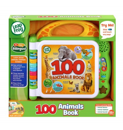 Learning Friends 100 Animals Book™