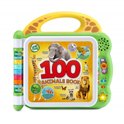 *NEW* Learning Friends 100 Animals Book™