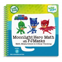 *NEW* LeapStart™ Level 2:  Moonlight Hero Math with PJ Masks
