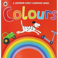 Early Learning Book - Colours