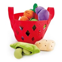 *NEW* Toddler Vegetable Basket Kitchen Play