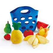 *NEW* Toddler Fruit Basket For Kitchen Play
