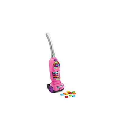 *NEW* Pick Up & Count Vacuum, Pink