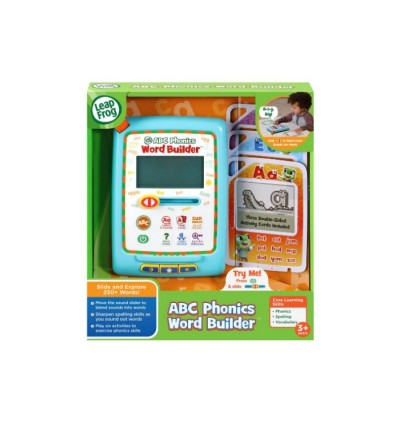 *NEW* ABC Phonics Word Builder