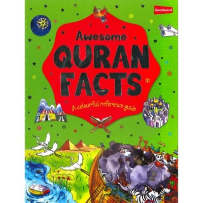 Awesome Quran Facts (Hardcover)