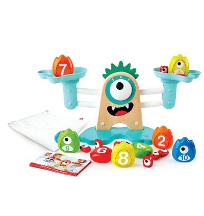 *NEW*Monster Math Scale