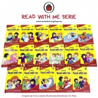 Read With Me Serie