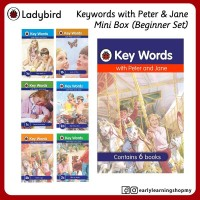 *Keywords with Peter & Jane Mini Box (Beginner Set)