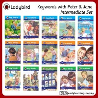 Keywords with Peter & Jane (Intermediate Set)