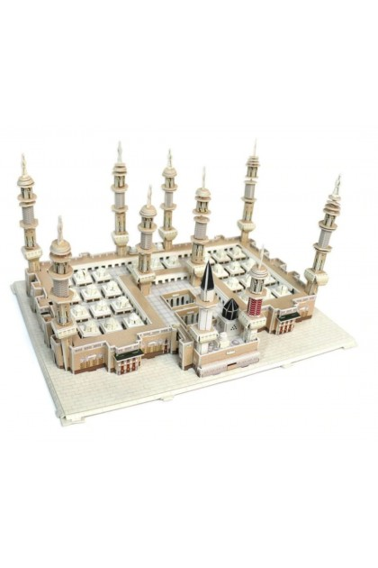 The Family Storybox - 3D Puzzle Masjid An-Nabawi