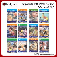 Keywords with Peter & Jane (Advance Set)