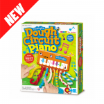 Dough Circuit Piano