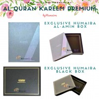 *Exclusive Humaira Box For Quran*
