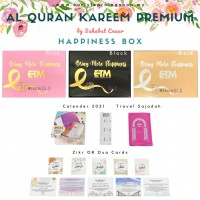 *Premium Happiness Box For Quran (NEW)
