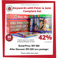 Keywords with Peter & Jane Complete Set