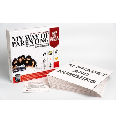 Flashcard Edition - My Way of Parenting by Dr Sheikh Muszaphar