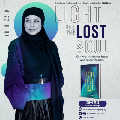 Light For The Lost Soul By Mizz Nina