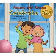 Hassan And Aneesa Celebrate Eids