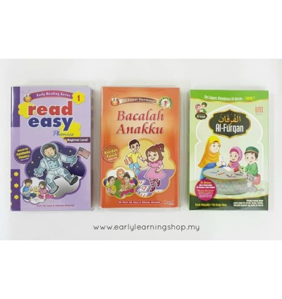 Special Reading Set (For Early Reader)
