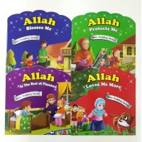 Iman Building Series For Kids - Combo