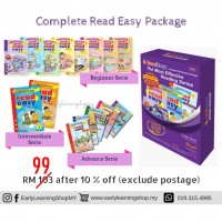 Complete Read Easy Package (Special Package)