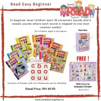 Read Easy Beginner