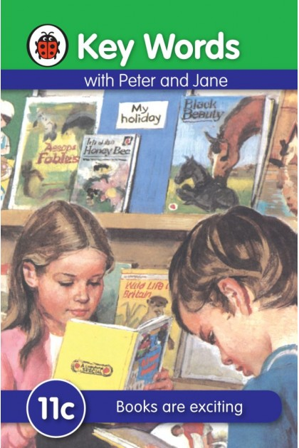 Keywords with Peter & Jane : 11a, 11b & 11c