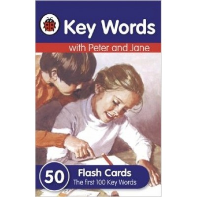Keywords with Peter & Jane Flashcards