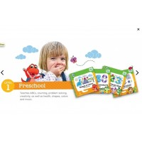 LeapStart™ Level 1 Preschool Bookset (4 books)