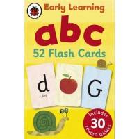 Early Learning ABC Flashcards