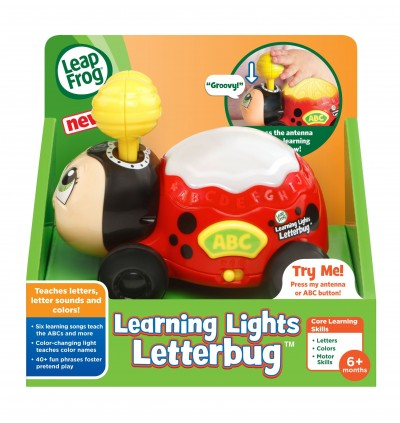 Learning Lights Letterbug
