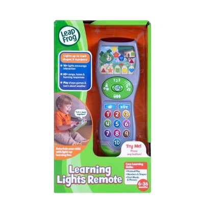 Learning Lights Remote