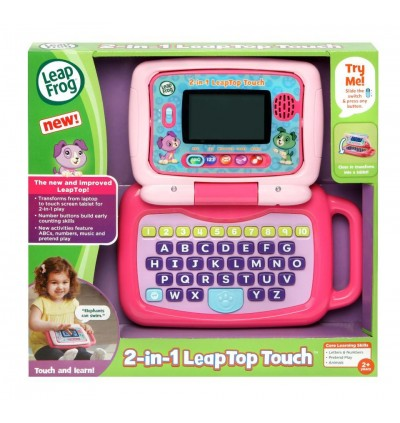 2-in-1 Leaptop Touch