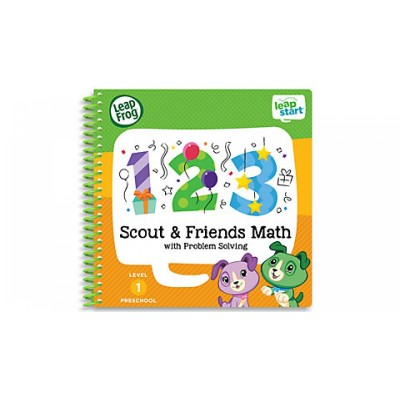 LeapStart™ Level 1: Scout & Friends Math with Problem Solving